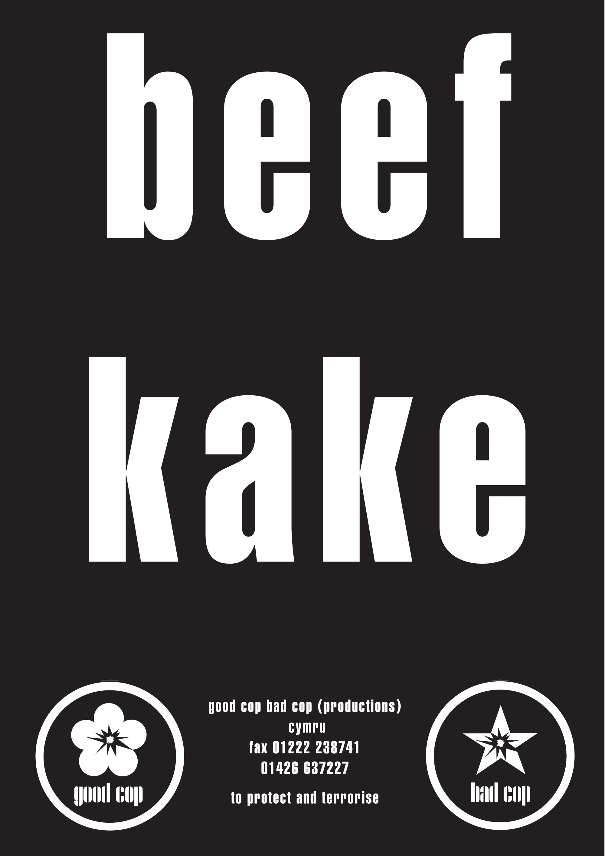 beefkake flyer  copy