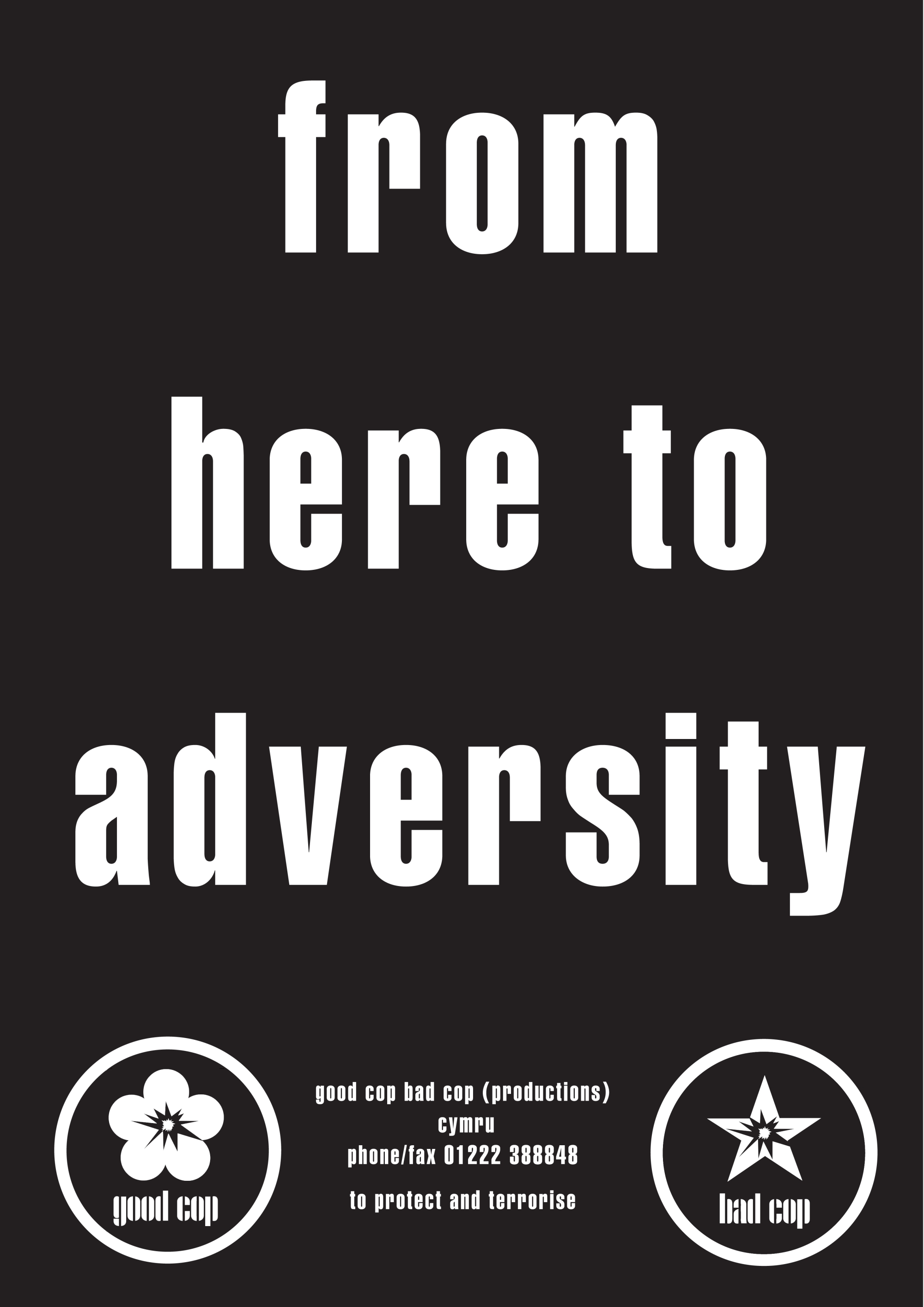 from here to adversity