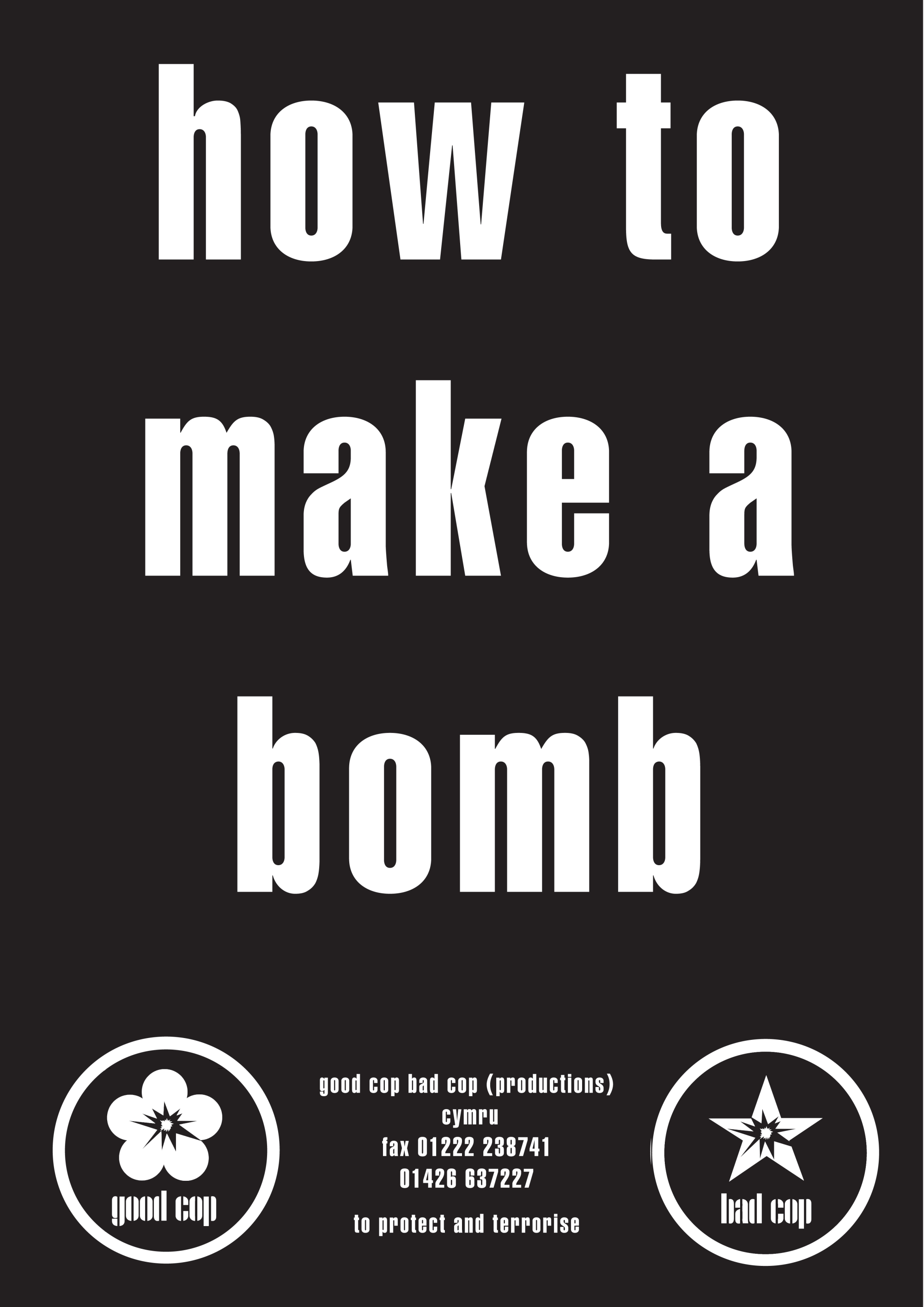 how to make a bomb flyer copy 2